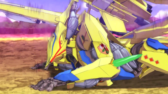 File:Cross Ange 07 Glaive Rosalie affected by Virgin Dragon ability.png