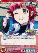 Vivian Sunrise Crusade card