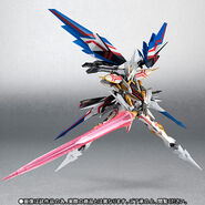 EM-CBX007 Villkiss with Beam Sword Model