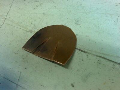 Metal fletching method 2-12