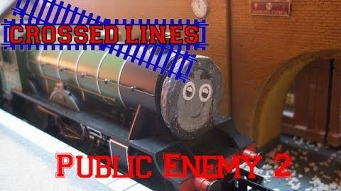 Crossed Lines Pilot 'Public Enemy' Part 2-0