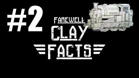 Farewell Clay Facts 2- Down the Drains