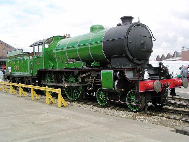 File:1280px-LNER D49 246 'Morayshire' at Doncaster Works.jpg