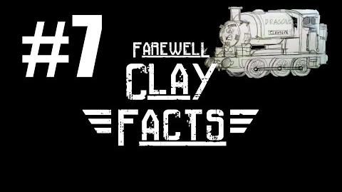 Farewell Clay Facts 7- Rebel Iron