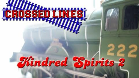 Crossed Lines 8 'Kindred Spirits' Part 2
