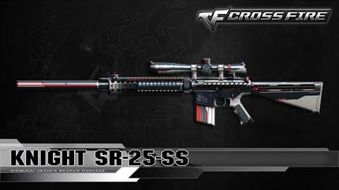 CrossFire China 2.0 Knight SR-25-Ares ☆-0