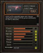 M4A1ASAKURA
