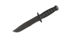 BlackKnife Render