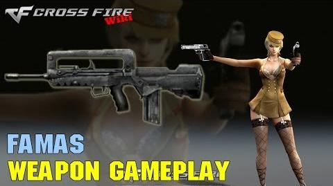 CrossFire - FAMAS - Weapon Gameplay