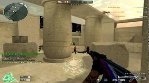AK47 Defender Russia Gameplay