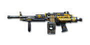 M249 SPW Golden Dragon