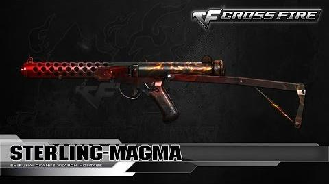 CrossFire China Sterling-Magma ☆