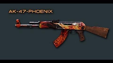 Cross Fire China AK-47-Phoenix Review!