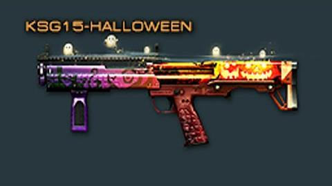 CrossFire China - KSG15-Halloween 2014 -Review- !