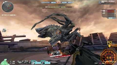 Cross Fire China Demolition City(毁灭都市) Atlas Boss Battle (Challenge Mode) GamePlay!