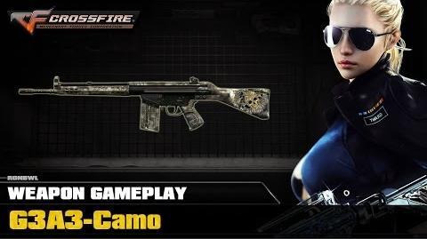 CrossFire VN - G3A3-Camo