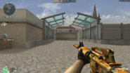 M4A1 Yellow Crystal TC