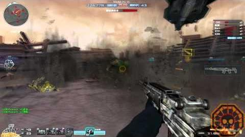 Cross Fire China -- Devastated City(毁灭都市) (Challenge Mode) -GamePlay-!