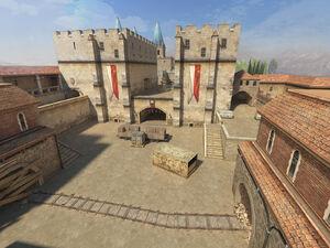 William castle-new map