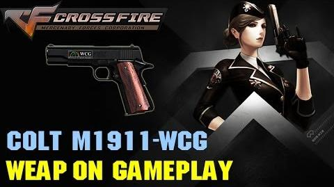 CrossFire VN - Colt M1911 WCG
