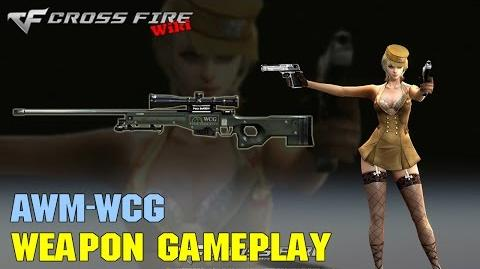 CrossFire - AWM WCG - Weapon Gameplay