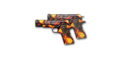 Pistol DualCOLT-Volcano