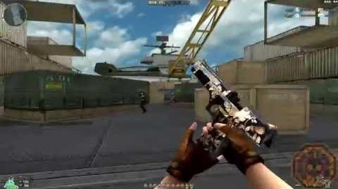 Cross Fire China Desert Eagle-Peony GamePlay!