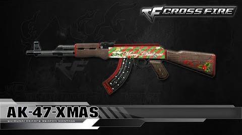 CrossFire Vietnam AK-47-Xmas ☆
