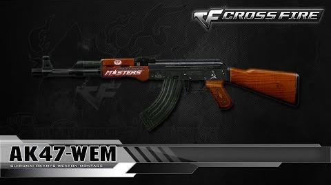 CrossFire Vietnam AK-47-WEM ☆