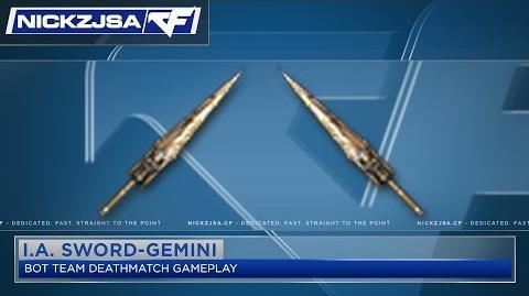 IAS-Gemini - CROSSFIRE China 2