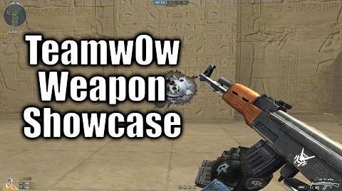 Teamw0w weapons showcase