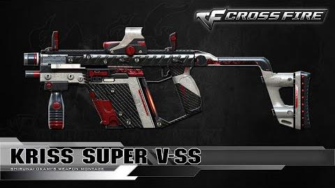 CrossFire China 2.0 Kriss Super V-Ares ☆