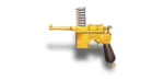 Mauser M1896 Gold ff