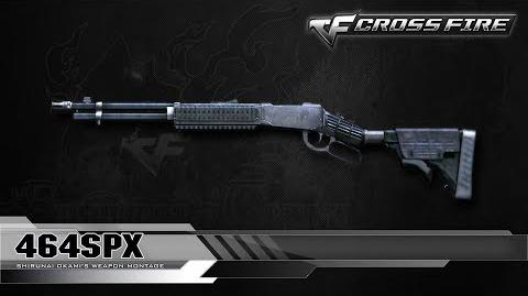 CrossFire China Mossberg 464 SPX ☆