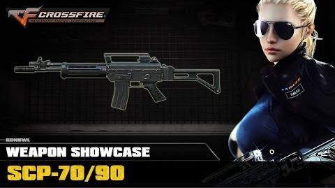 CF North America - SCP-70 90 (Showcase)