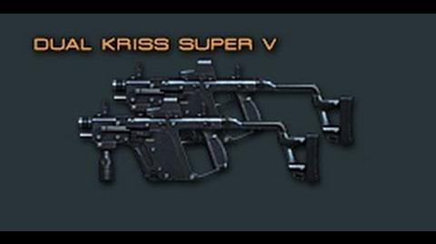 Cross Fire VietNam -- Dual Kriss Super V -Review-!