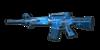 M4A1-BLUE CRYSTAL