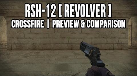 CrossFire North America - RSH-12 Preview & Comparison