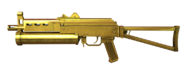 Bizon PP19 U Gold