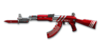AK47 Knife DMZ KFC