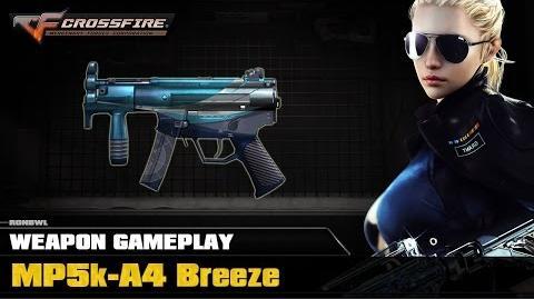CrossFire VN - MP5K-A4 Breeze
