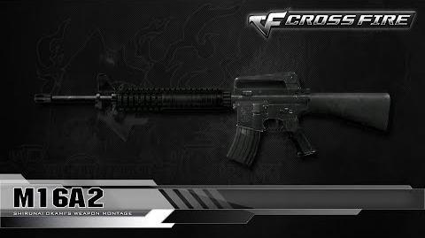 CrossFire Vietnam M16A2 ☆