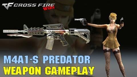 CrossFire - M4A1-S Predator - Weapon Gameplay-0