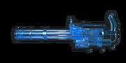 GATLING GUN-BLUE CRYSTAL