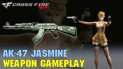 CrossFire - AK-47 Jasmine - Weapon Gameplay-0