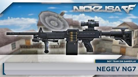 Negev NG7 CROSSFIRE Japan 2
