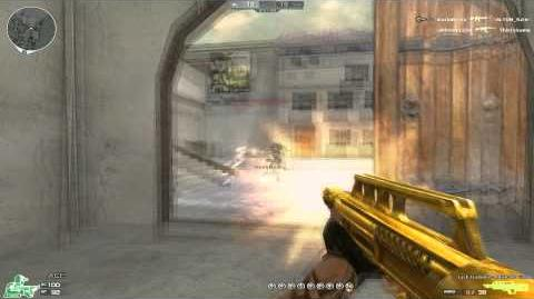 Crossfire INDONESIA - Jackhammer-Ultimate Gold