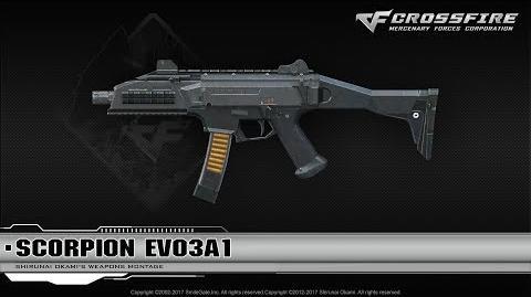CrossFire Indonesia 2.0 Scorpion EVO3A1 ☆