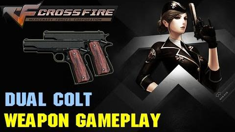CrossFire VN - Dual Colt
