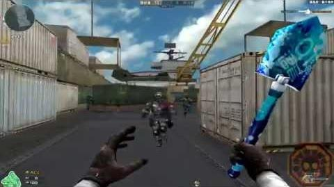 Cross Fire China Shovel-QT GamePlay!